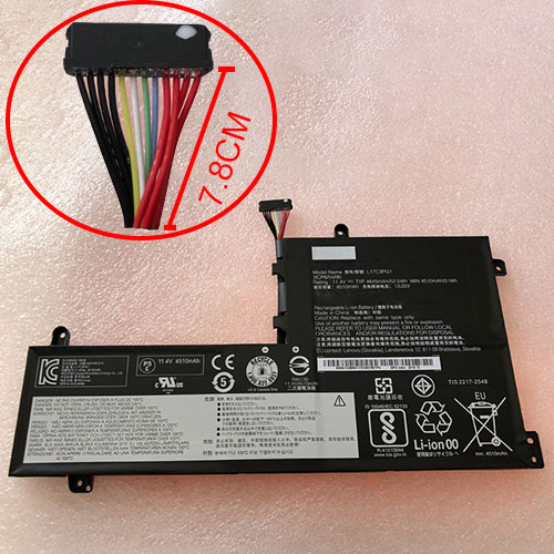 Lenovo Legion Y530 Y730 Y7000 battery