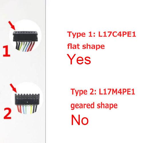 L17C4PE1 battery