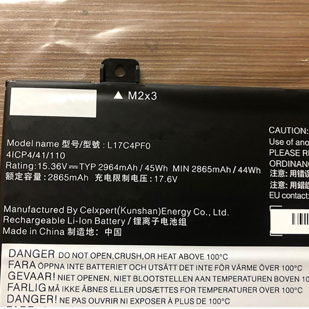 Lenovo IdeaPad S530 battery