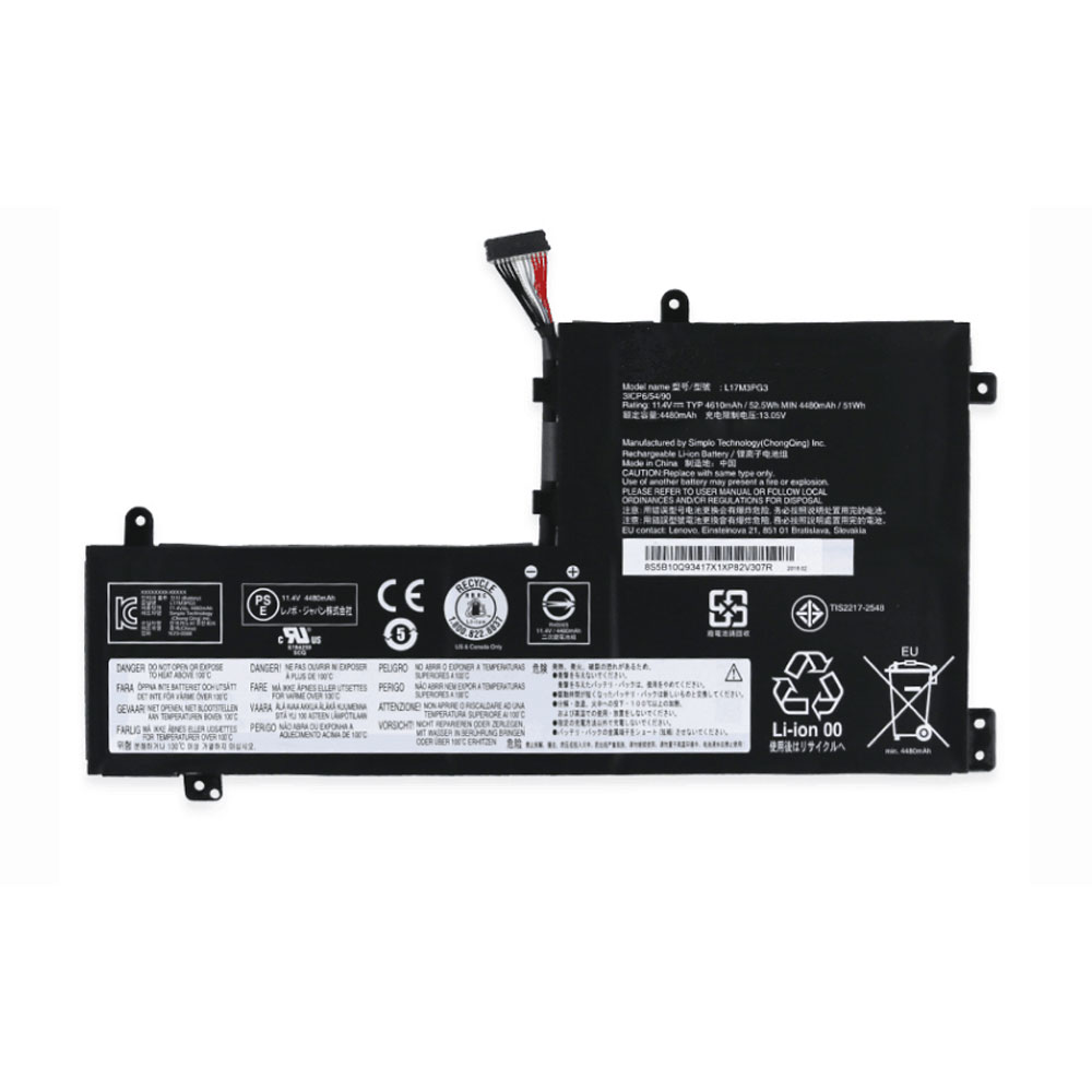L17M3PG1 battery