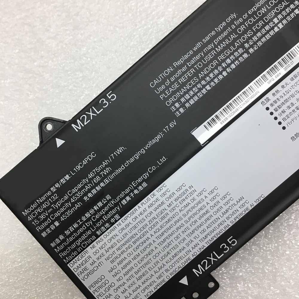 L19C4PDC battery