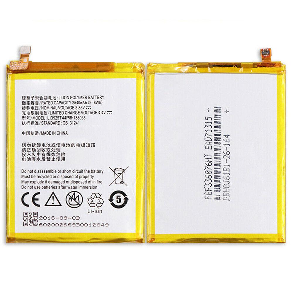 Li3925T44P8h786035 battery