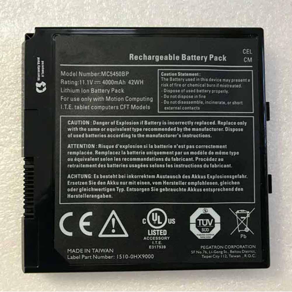 MC5450BP battery