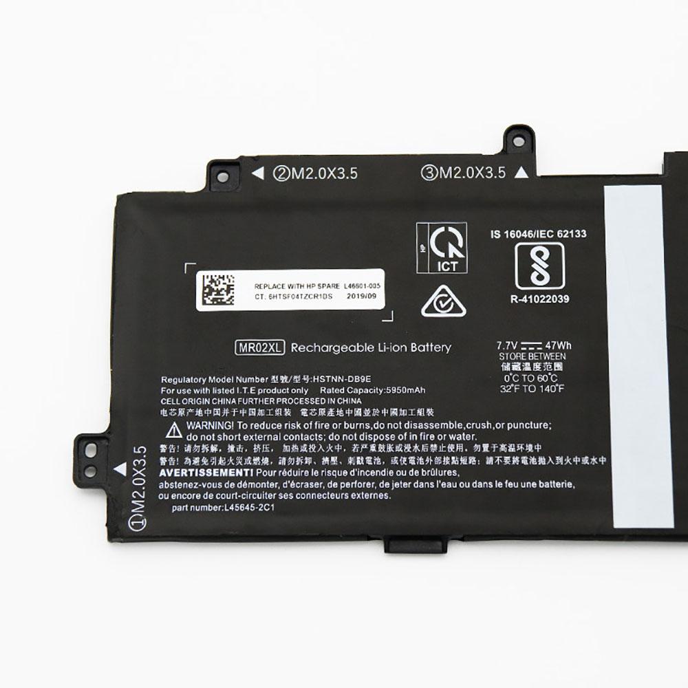 HP HSTNN DB9E L45645 2C1 L46601 005 series battery