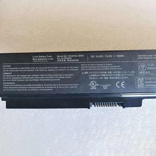 Toshiba A665 C655 C675 L65 battery