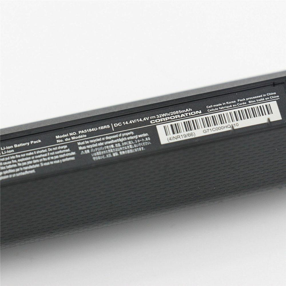 PA5184U-1BRS battery