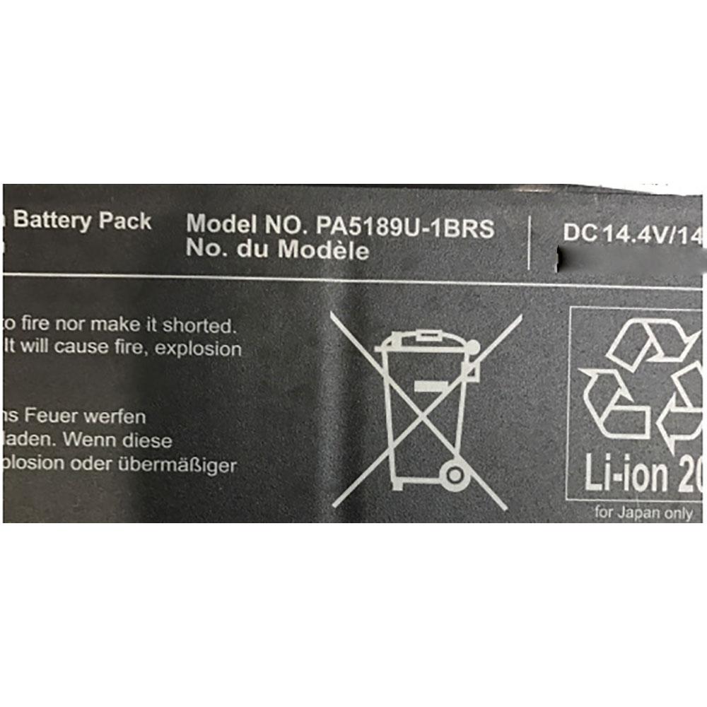 TOSHIBA P50W P55W P55W B5224 battery
