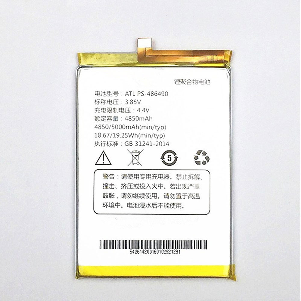 Asus Pegasus 5000 X005 battery