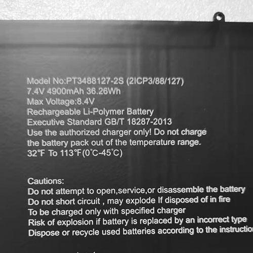 8Pin JUMPER AVITA LIBER NS13A battery