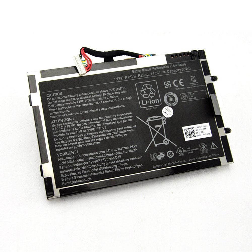 8P6X6 battery