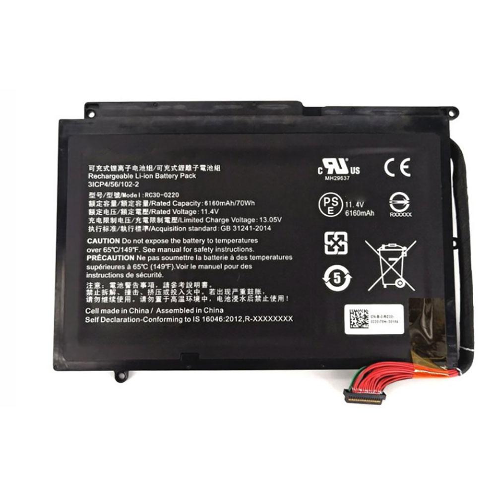 Razer Blade Pro 17 battery