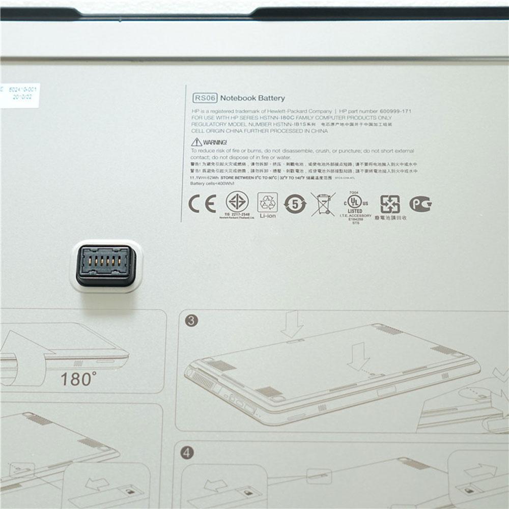 HP Envy 14 14t battery