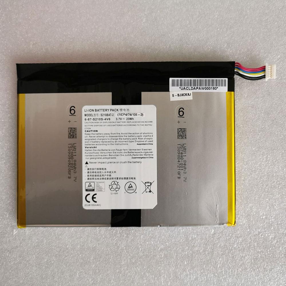 6-87-S210S-4V61 battery