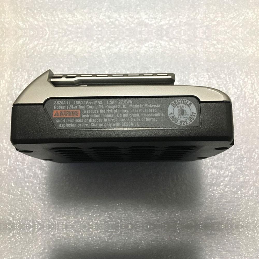 SB20A-LI battery