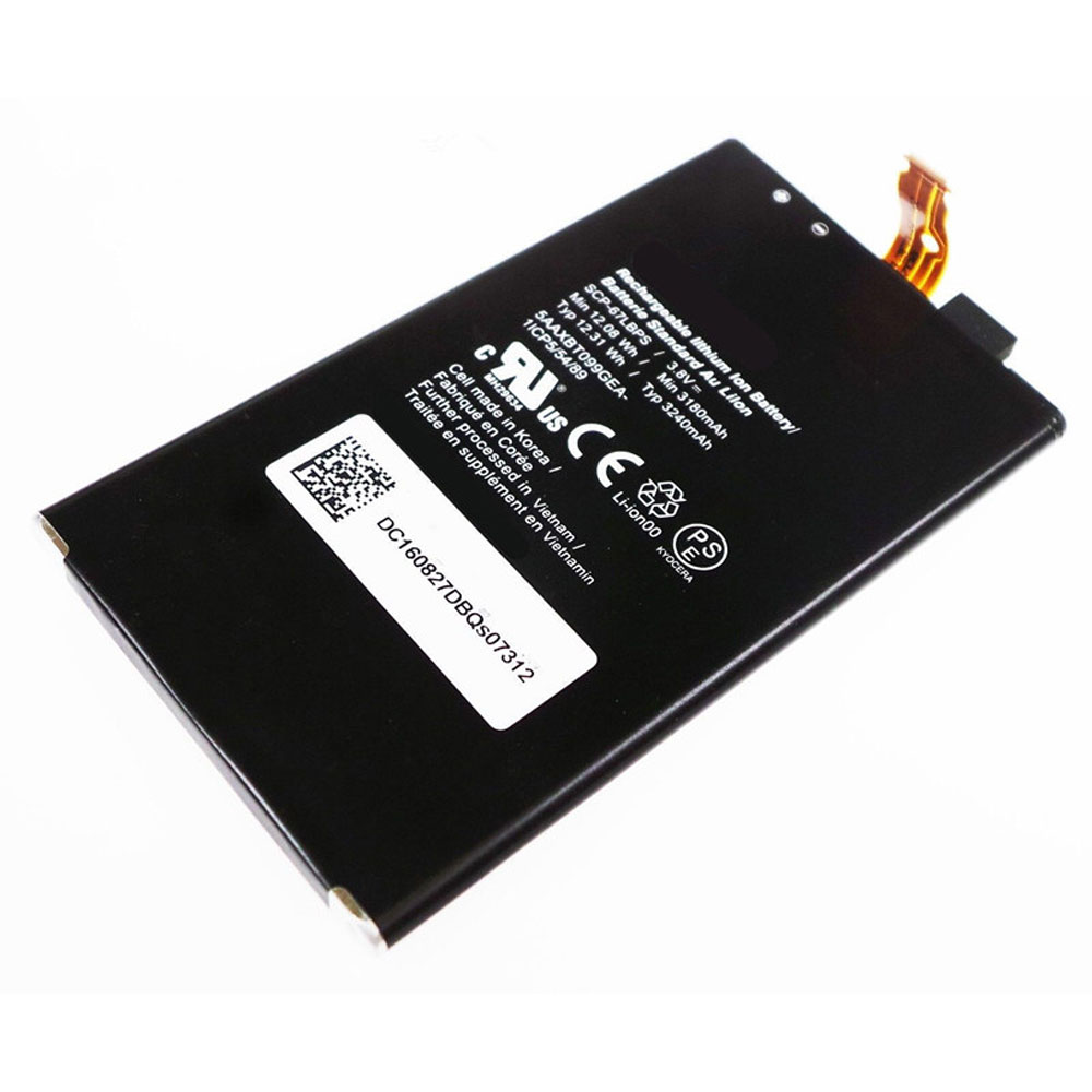 Cheap Kyocera SCP-67LBPS Li-ion Cell Phone battery, Brand