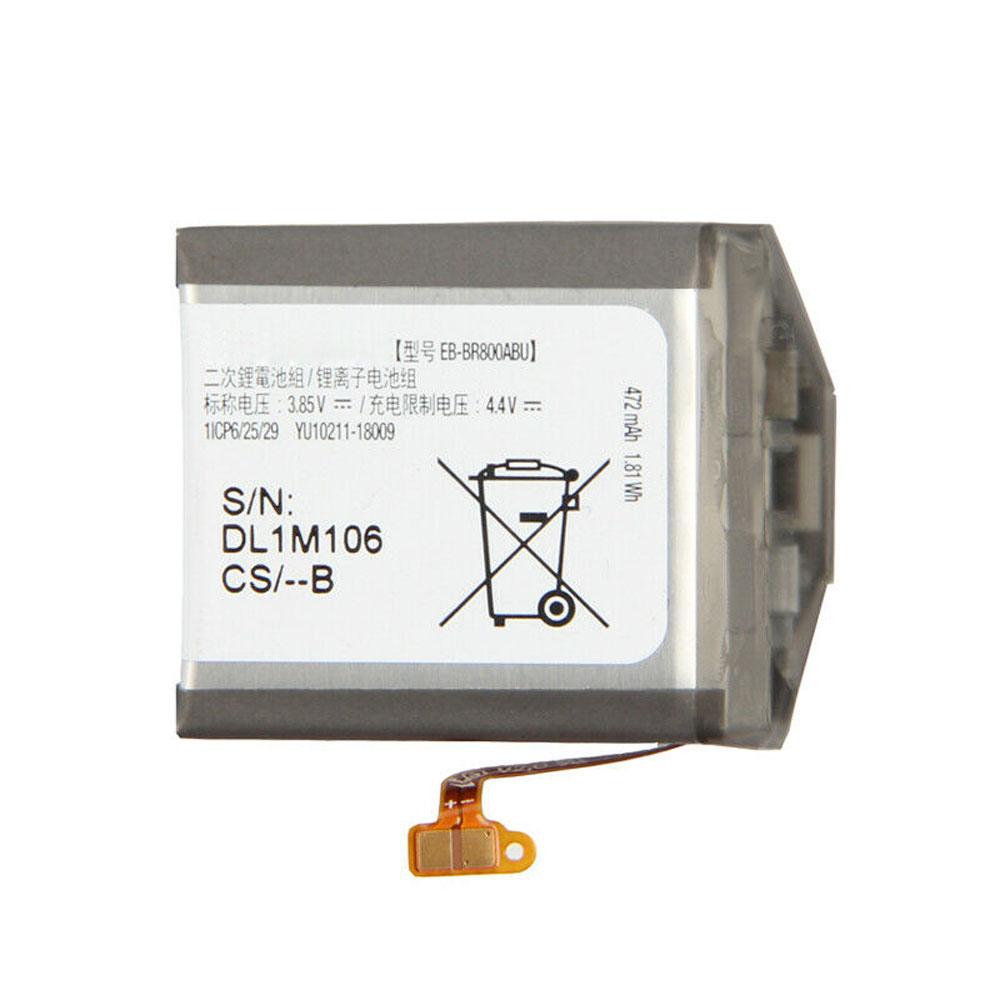 Samsung Gear S4 SM R800 SM R805 SM R810 46mm Smart Watch battery