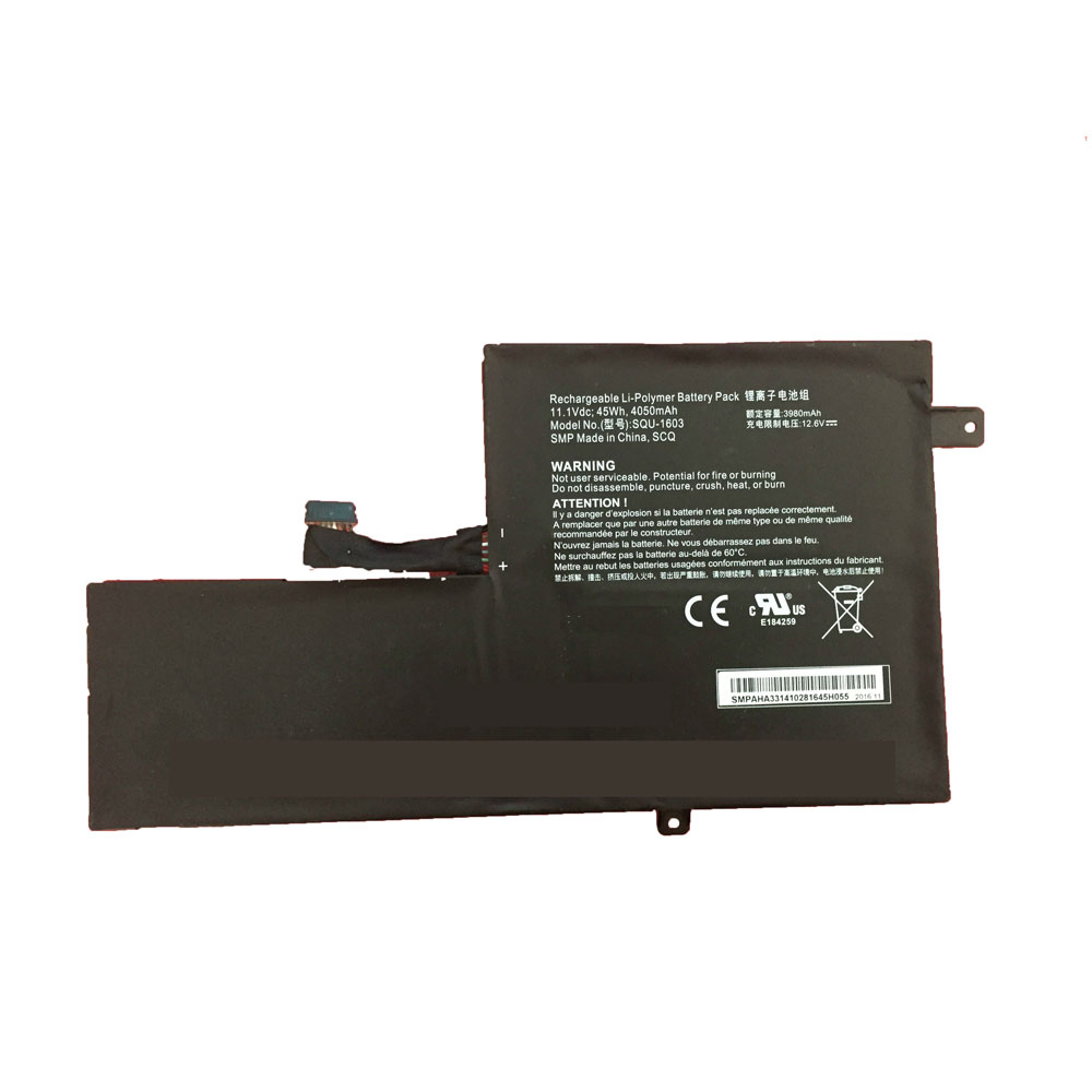 Hasee SQU 1603 Series battery