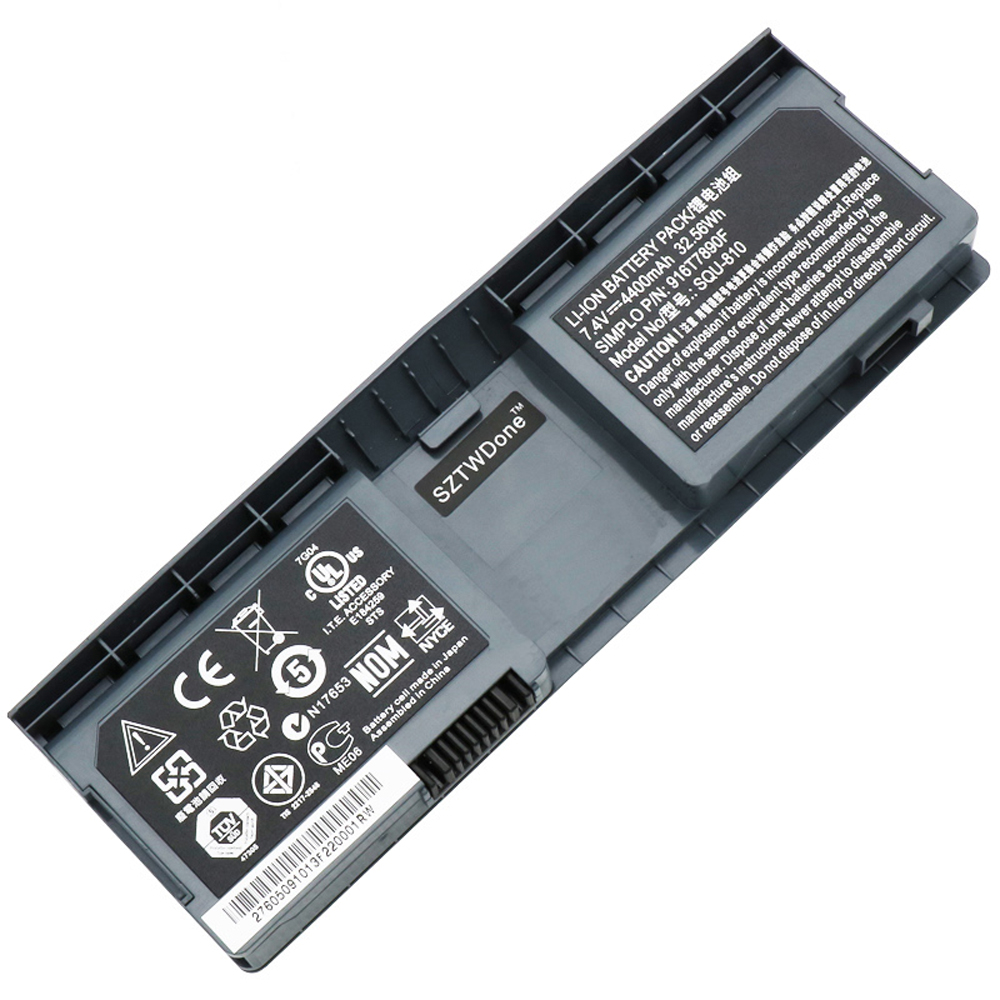 "FUJITSU NOBi Intel 8.9""inch Cl... Battery"