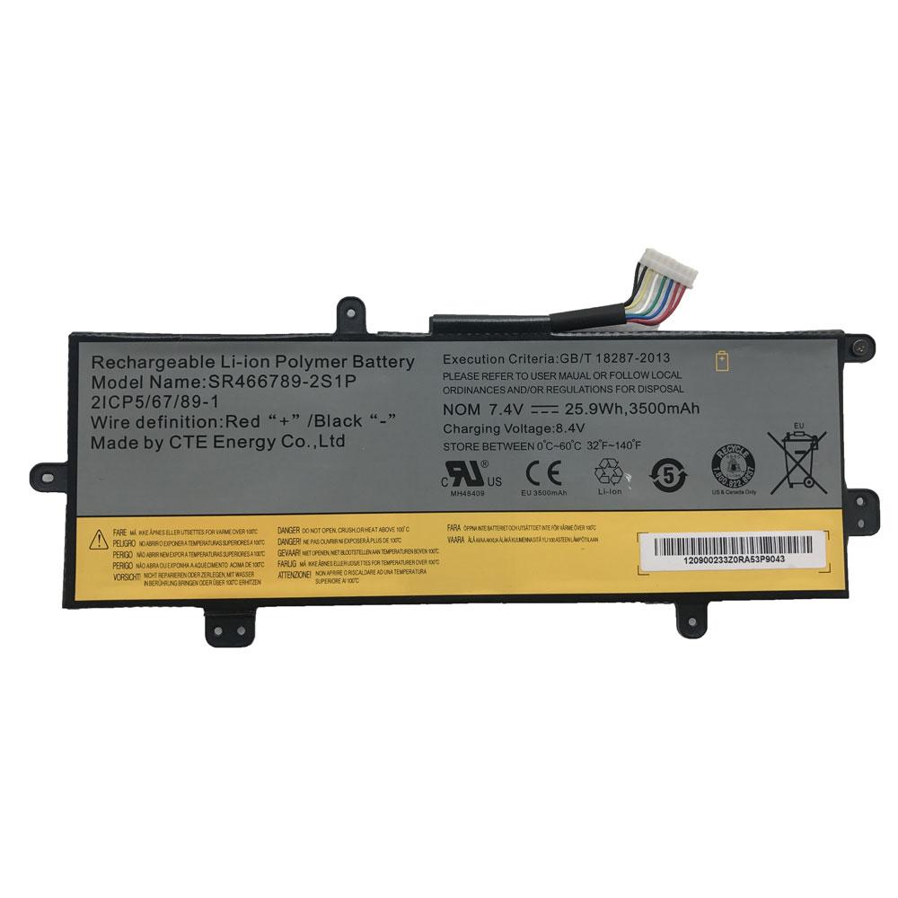 SR466789-2S1P battery