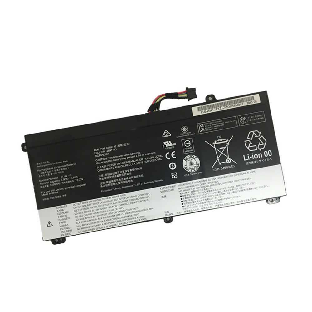 Lenovo ThinkPad T550 T550s W55... Battery