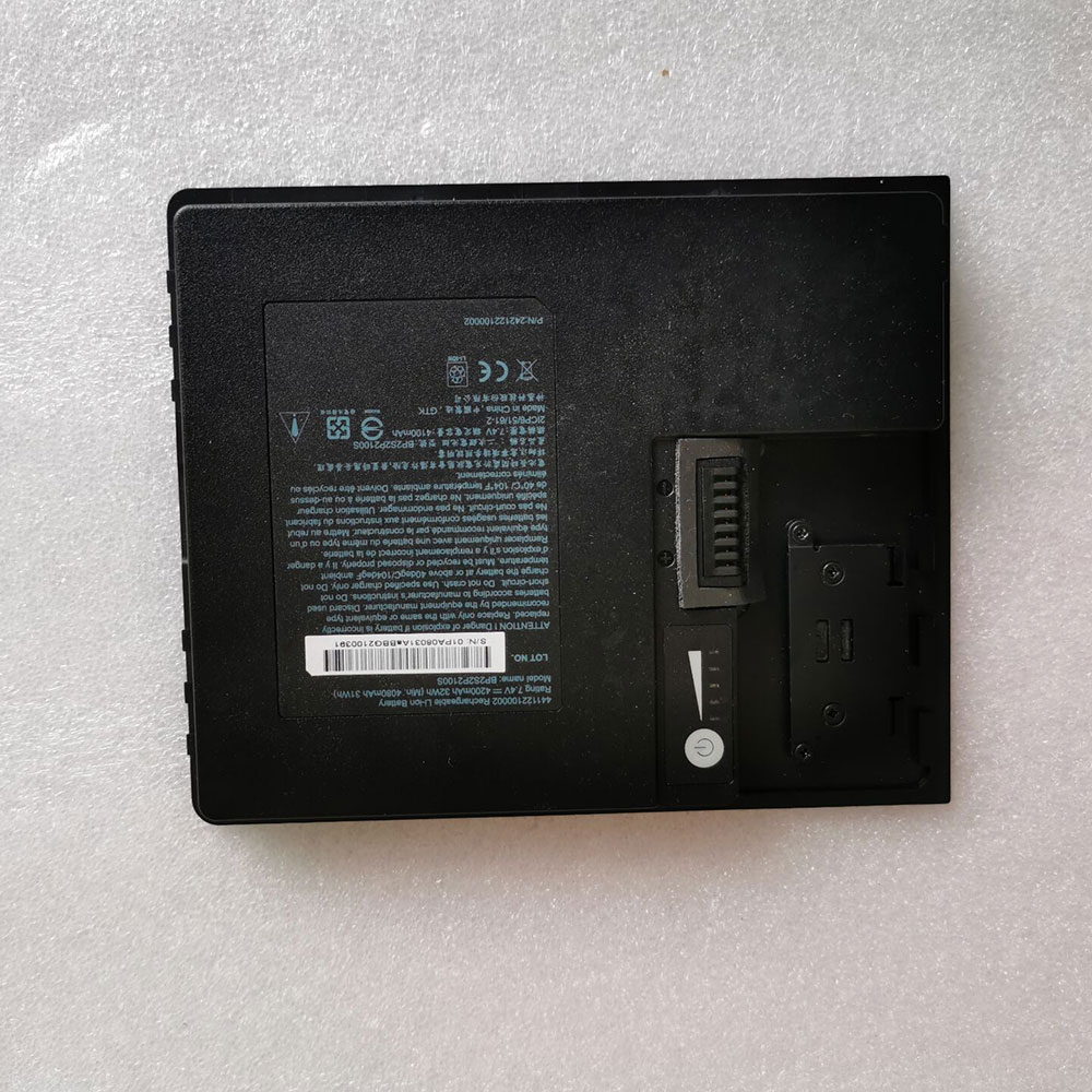 Getac T800 G2 Rugged Tablet PC battery