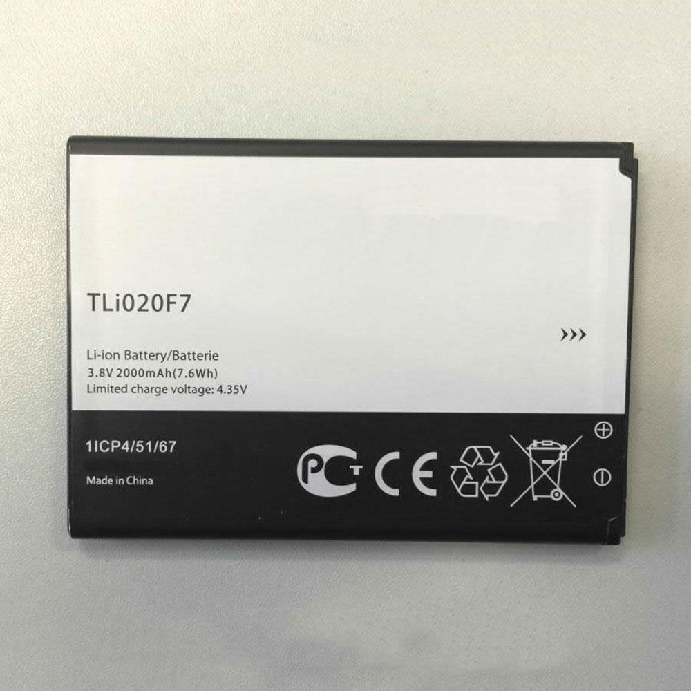 TLI020F7 battery