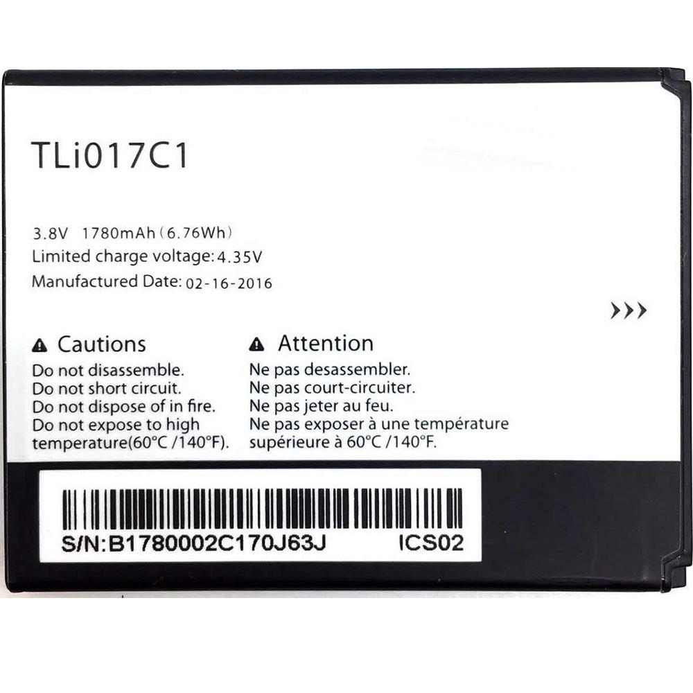 TLi017C1 battery