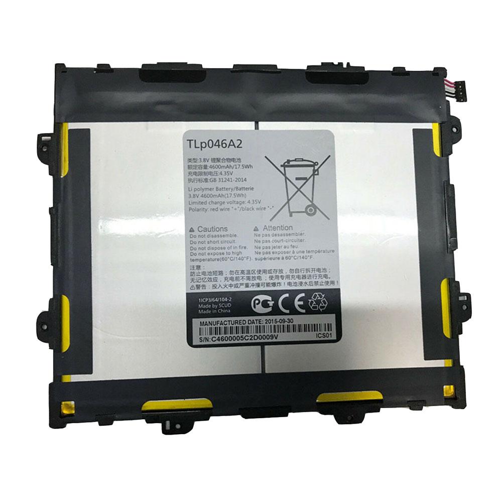 Alcatel Onetouch POP 10 OT P360X battery