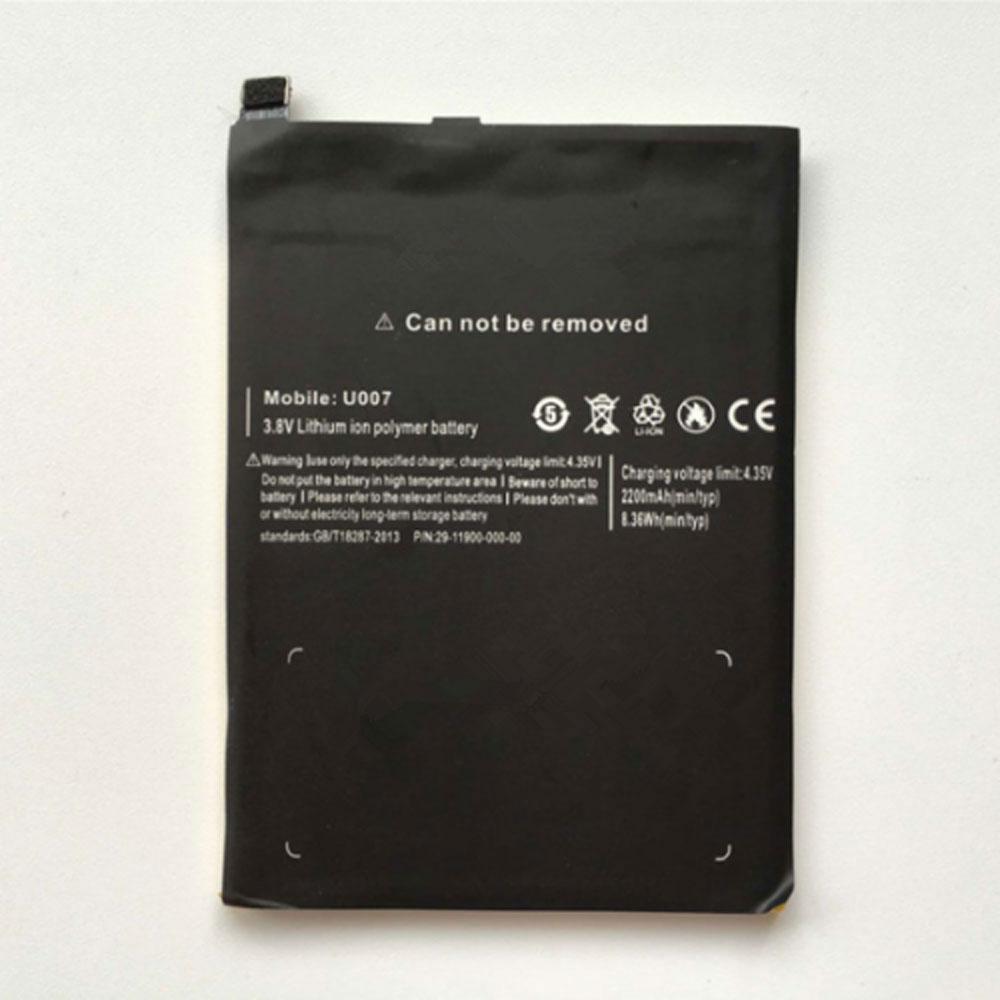 U007 battery