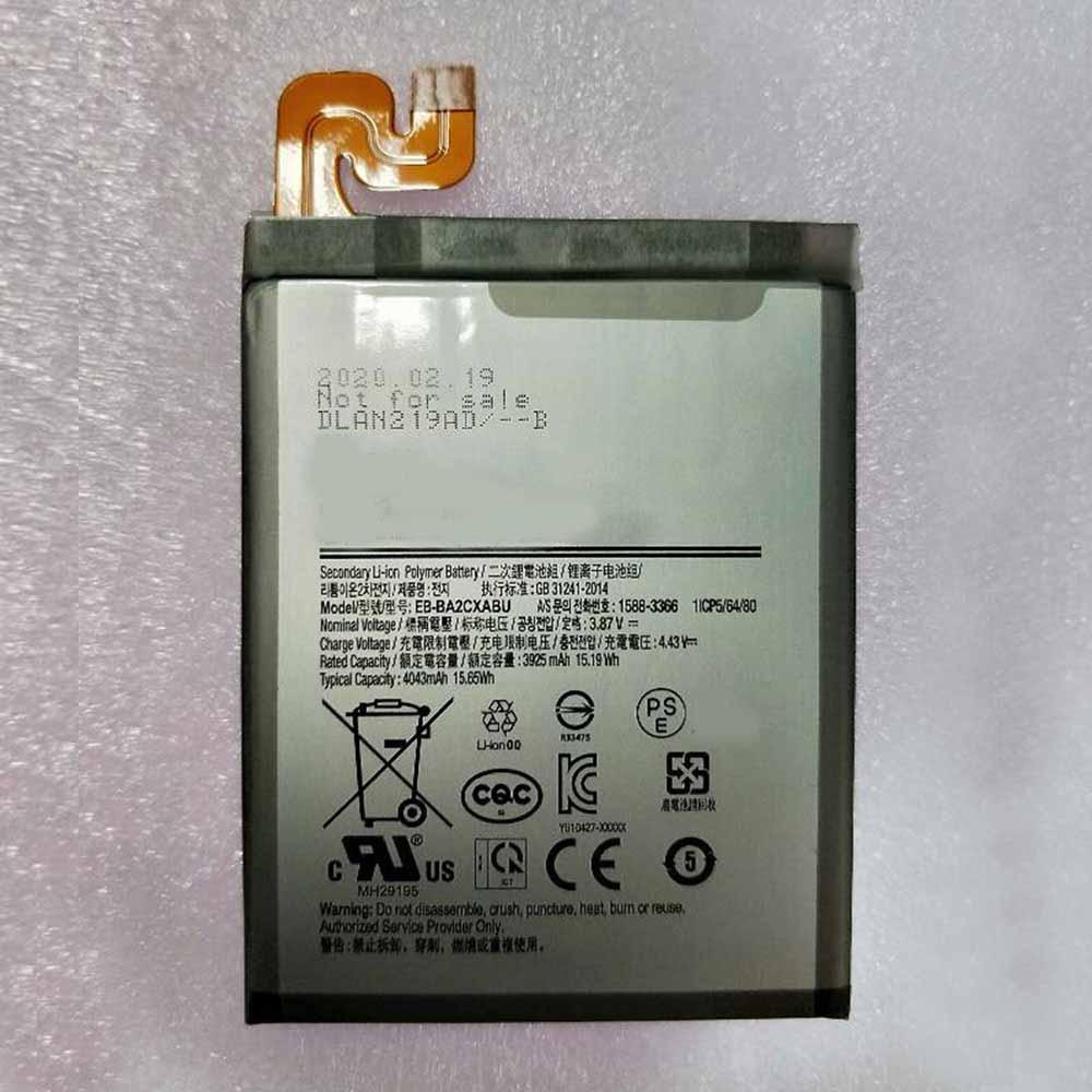 EB-BA2CXABU battery