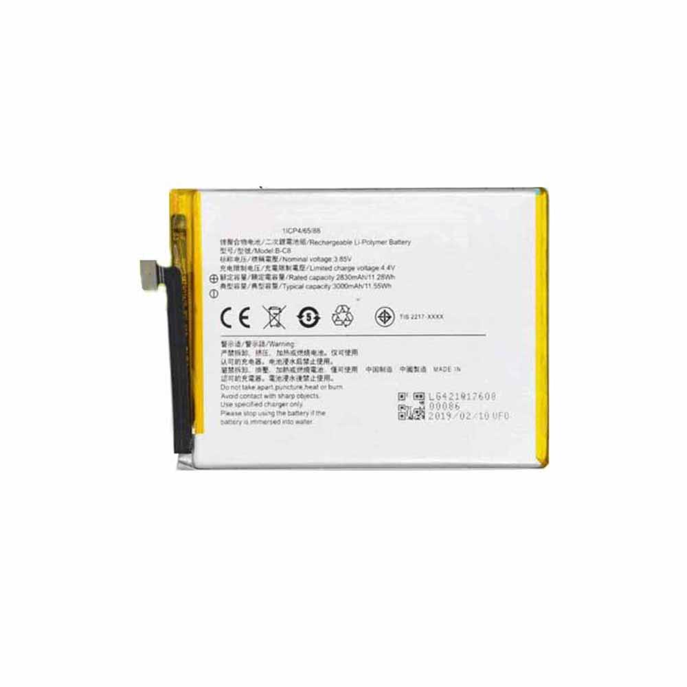 B-C8 battery
