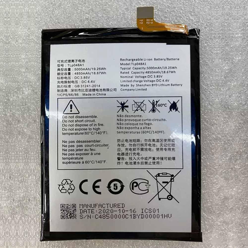 TLp048A1 battery