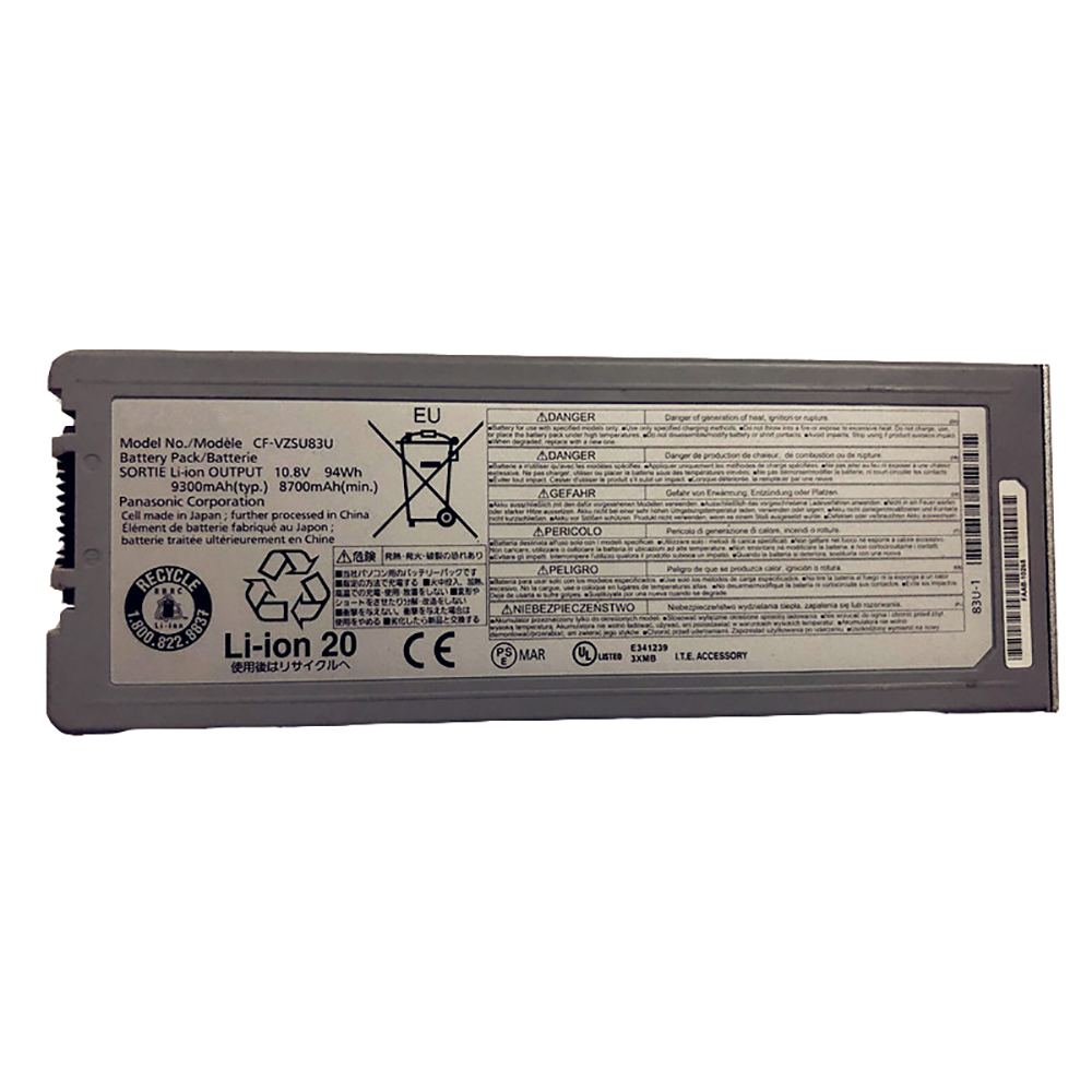 Panasoni Toughbook CF-C2 Battery