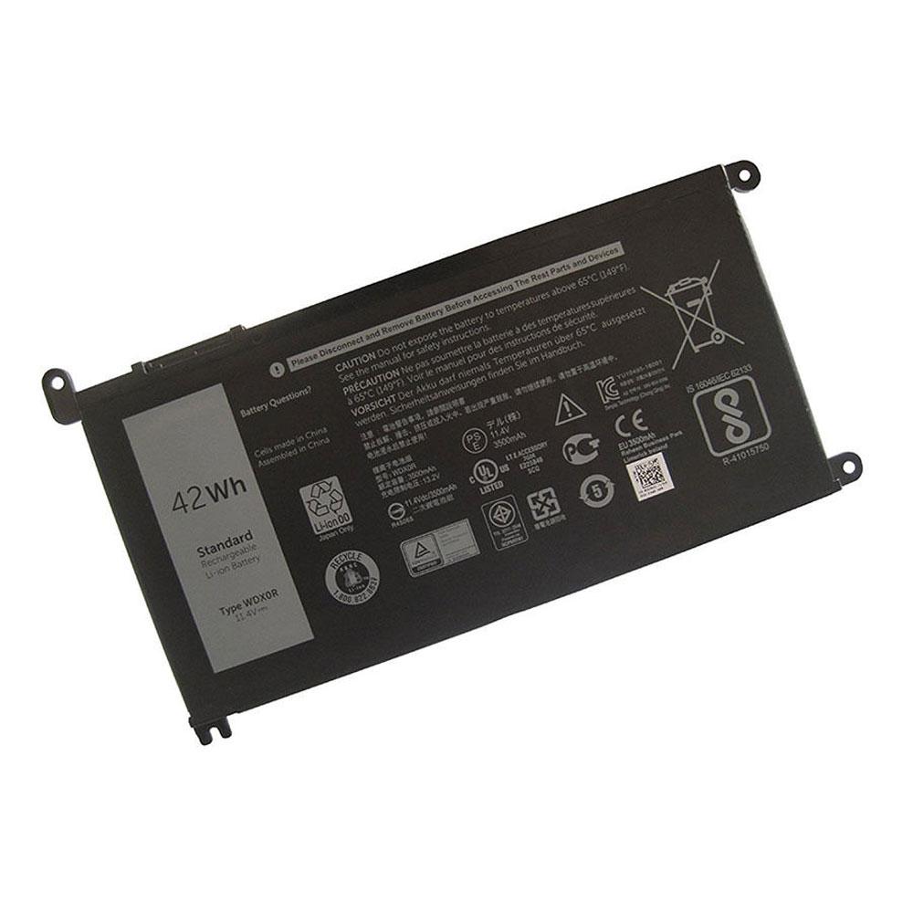 WDXOR battery