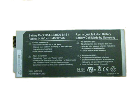 X51-4S4800-S1S1 battery